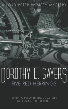 Five Red Herrings, Paperback Book