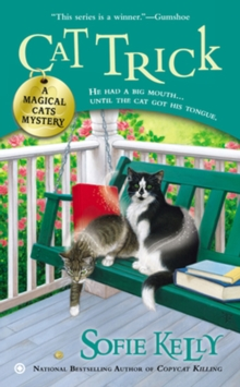 Cat Trick : A Magical Cats Mystery, Paperback / softback Book