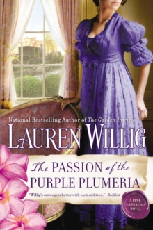 The Passion Of The Purple Plumeria : A Pink Carnation Novel, Paperback / softback Book