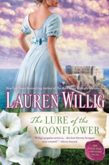 The Lure Of The Moonflower : A Pink Carnation Novel, Paperback Book
