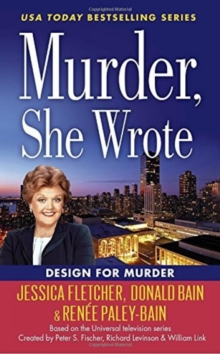 Murder, She Wrote: Design For Murder, Paperback / softback Book