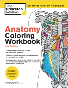Anatomy Coloring Workbook, 4th Edition, Paperback / softback Book