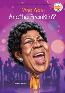 Who Is Aretha Franklin?, Paperback Book