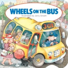 Wheels on the Bus, Hardback Book