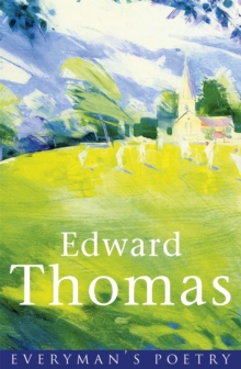 Edward Thomas, Paperback Book