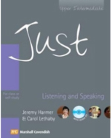 Just Listening and Speaking - Upper Intermediate - With Audio CD - For Class or Self Study, Mixed media product Book