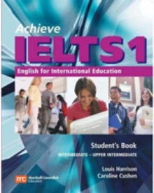 Achieve IELTS 1: English for International Education, Paperback Book