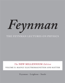 The Feynman Lectures on Physics, Vol. II : The New Millennium Edition: Mainly Electromagnetism and Matter, Paperback / softback Book