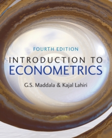 Introduction to Econometrics, Paperback Book