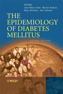 The Epidemiology of Diabetes Mellitus, Hardback Book