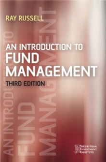 An Introduction to Fund Management, Paperback Book