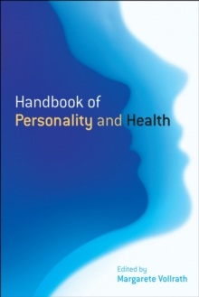 Handbook of Personality and Health, Paperback / softback Book