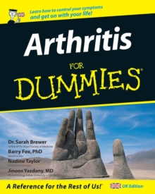 Arthritis For Dummies, Paperback Book