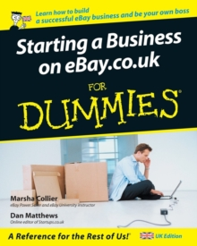 Starting a Business on eBay.co.uk For Dummies, Paperback Book