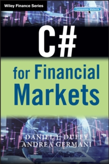 C# for Financial Markets, Mixed media product Book