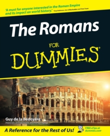 The Romans For Dummies, Paperback Book