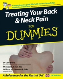 Treating Your Back & Neck Pain For Dummies (R), Paperback Book