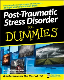 Post-Traumatic Stress Disorder For Dummies, Paperback / softback Book