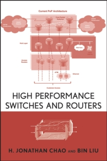 High Performance Switches and Routers, Hardback Book