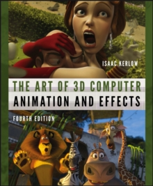 The Art of 3D Computer Animation and Effects, Paperback Book