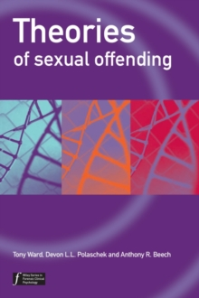Theories of Sexual Offending, Paperback Book