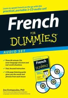 French for Dummies, Audio Set, Audio cassette Book