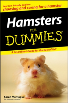 Hamsters For Dummies, Paperback Book