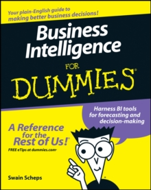 Business Intelligence For Dummies, Paperback / softback Book