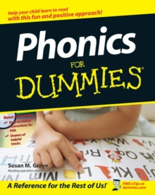 Phonics for Dummies, Paperback Book