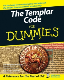 The Templar Code For Dummies, Paperback Book