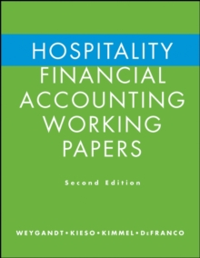 Hospitality Financial Accounting Working Papers, Paperback / softback Book