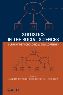 Statistics in the Social Sciences : Current Methodological Developments, Hardback Book
