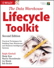 The Data Warehouse Lifecycle Toolkit, Paperback Book