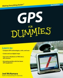 GPS For Dummies, Paperback / softback Book