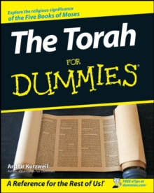 The Torah for Dummies, Paperback Book