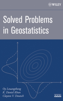 Solved Problems in Geostatistics, Paperback / softback Book