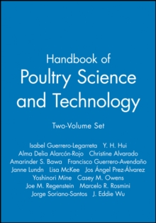 Handbook of Poultry Science and Technology : Set, Hardback Book
