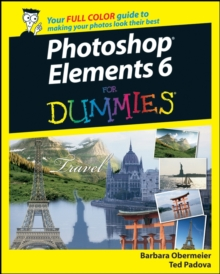 Photoshop Elements 6 For Dummies, Paperback Book