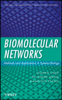 Biomolecular Networks : Methods and Applications in Systems Biology, Hardback Book