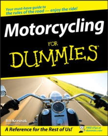 Motorcycling for Dummies, Paperback Book