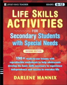 Life Skills Activities for Secondary Students with Special Needs, Paperback / softback Book