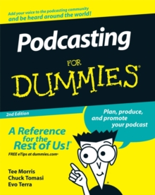 Podcasting For Dummies, Paperback Book