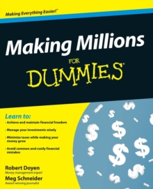 Making Millions For Dummies, Paperback / softback Book