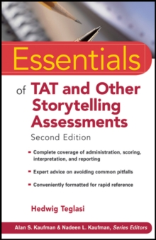 Essentials of TAT and Other Storytelling Assessments, Paperback Book