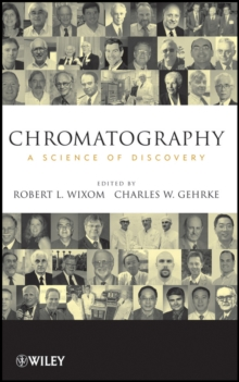 Chromatography : A Science of Discovery, Hardback Book