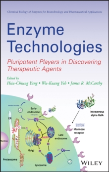 Enzyme Technologies : Pluripotent Players in Discovering Therapeutic Agent, Hardback Book
