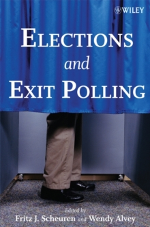 Elections and Exit Polling, Paperback / softback Book