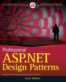 Professional ASP.NET Design Patterns, Paperback / softback Book