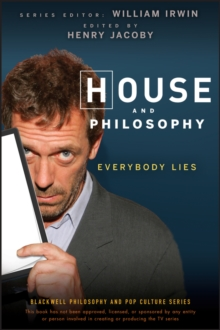 House and Philosophy : Everybody Lies, Paperback Book