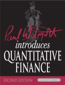 Paul Wilmott Introduces Quantitative Finance, Mixed media product Book